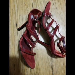 4 for $20 Deal! Kenneth Cole New York red heels
